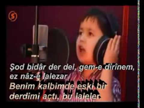 4 yaşındaki afgan çocuğun büyüleyen sesi türkçe altyazı