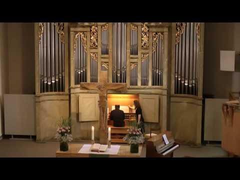 Organ and Piano Music, Martinskirche Sielmingen, 14.08.2016