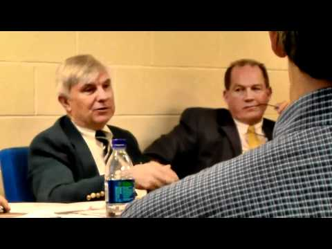 Gates County Commissh Meeting-2-2-11-Commissioner John Hora