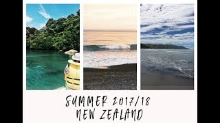 Our Summer 2017/18 New Zealand