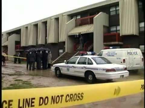 CBS 6 Video Vault - 1994 - November 17 - Christopher Goins arrested