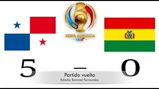 iFVPA Panama vs iFVPA Bolivia Copa America Xbox 2018 partidos ida y vuelta