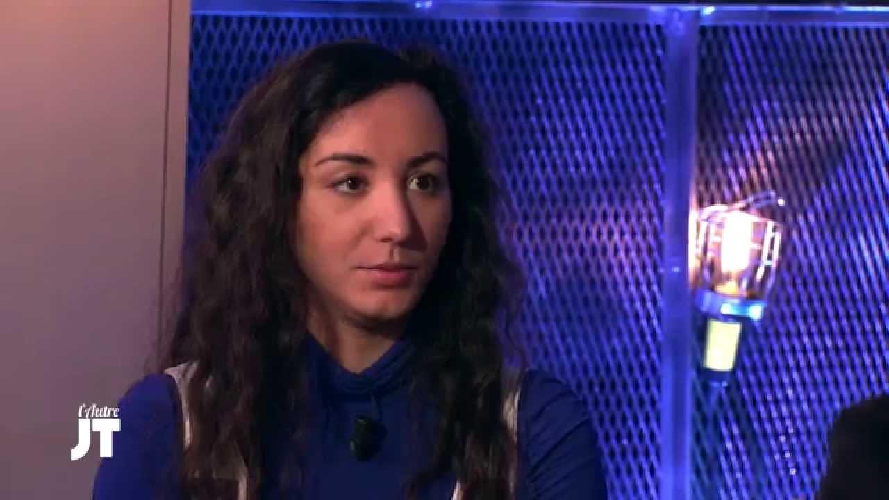 Florence Porcel parle de Mars One - L'Autre JT - YouTube