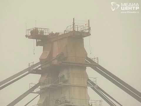 Октябрьский мост вЧереповце всё чаще притягивает экстремалов