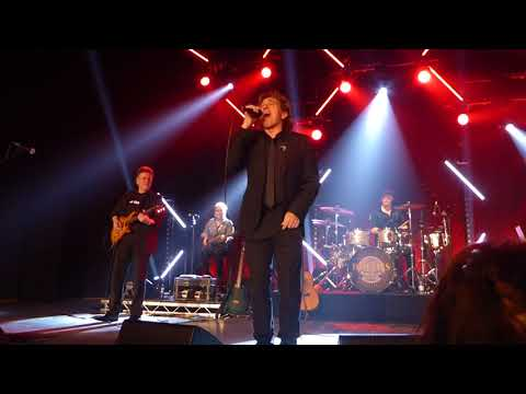 The Hollies - Long Cool Woman In A Black Dress - Torquay, England - 2018, March 25