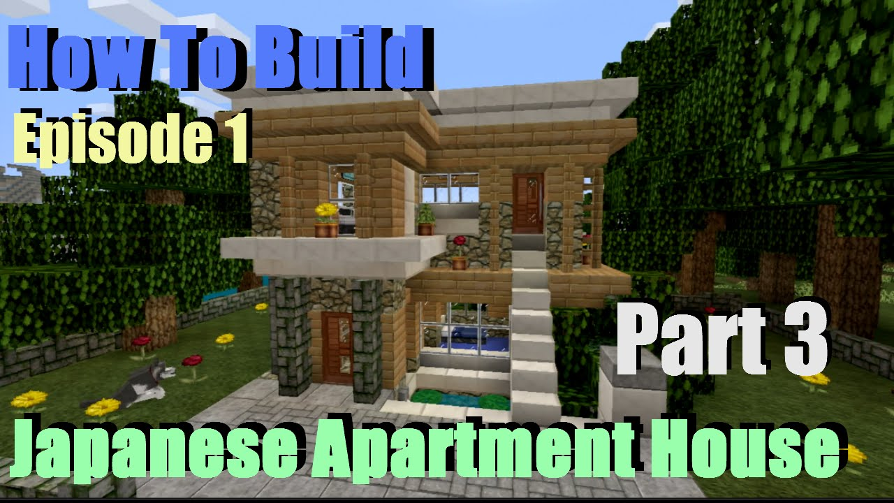 how to build japanese house minecraft