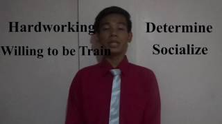 My Resume Presentation