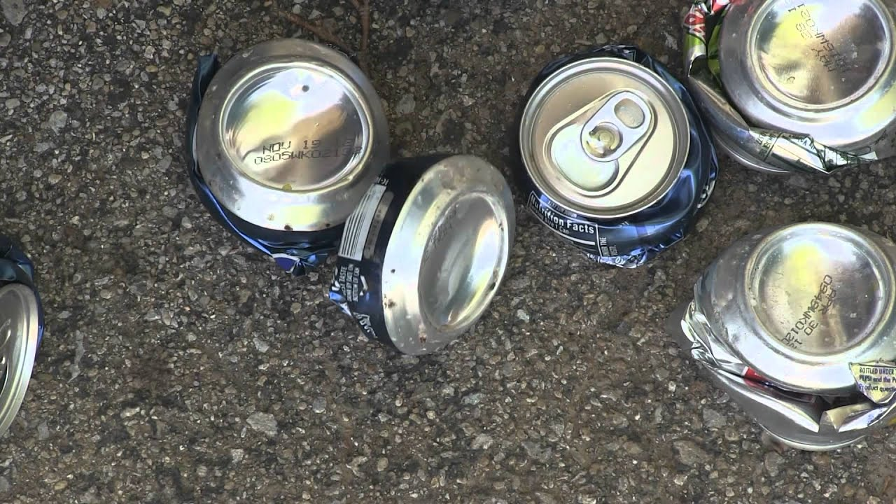 How many aluminum cans does it take to equal one pound? Selling ...