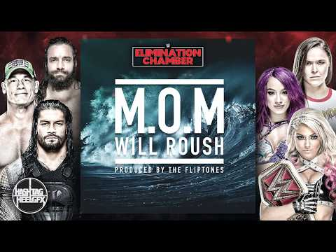 """2018: WWE Elimination Chamber Official Theme Song - """"M.O.M"""" ᴴᴰ"""