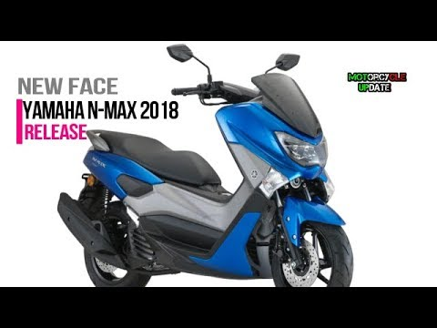 2018 new face yamaha n max 155 vva facelift youtube. Black Bedroom Furniture Sets. Home Design Ideas