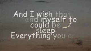 Keane - Clear Skies (lyrics)