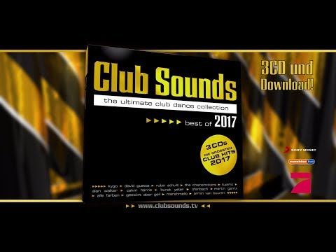 Club Sounds - Best Of 2017 (Official Trailer)