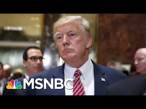 Donald Trump Discussing His Own Impeachment: Stock Markets Would Crash | The 11th Hour | MSNBC
