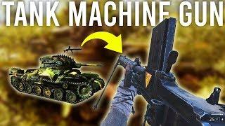 Tank Machine Gun - Battlefield 5