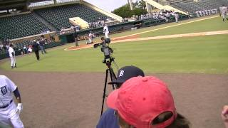 Detroit Tigers at Fantasy Camp Video 3