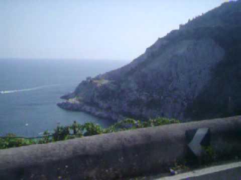 Amalfi Coast, seascape Live