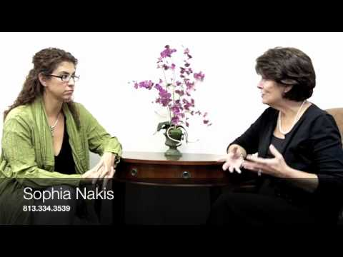 Debra McMillen interviews Sophia Nakis