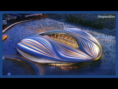 Qatar World Cup 2022 stadium workers earn as little as 45p an hour ...