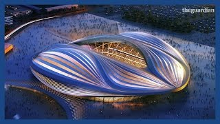 Qatar World Cup 2022 stadium workers earn as little as 45p an hour | Guardian Investigations