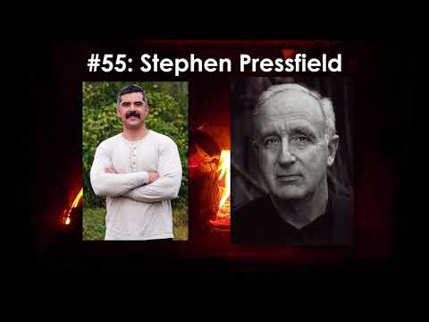 Art of Manliness Podcast #55: The Warrior's Ethos With Stephen Pressfield| The Art of Manliness