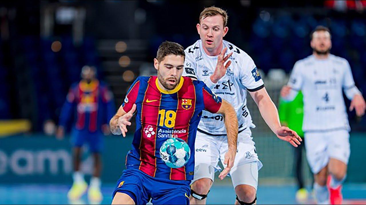 FC Barcelona - THW Kiel ● FULL GAME HIGHLIGHTS ● Handball Champions League 2020