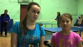 Соревнования школьников по теннису
