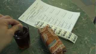 Обед донора перед сдачей крови