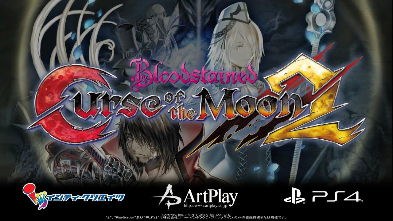 【公式】Bloodstained Curse of the Moon 2 - 第二弾 紹介映像
