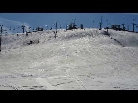 Wilmot Mountain Ski Resort taken with Canon G7x
