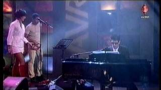 """Herman Brood:""""Saturday night-Never be clever-Rock & Roll junkie.""""(live 1999 TV)"""
