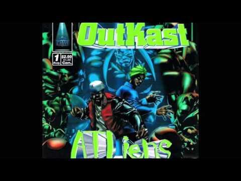 Outkast   ATliens Full Album
