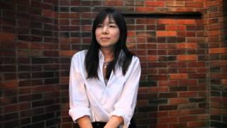 女優の山口智子さん。 Coyote no.3 「島を漕ぎ出で」では バイダルカ「...