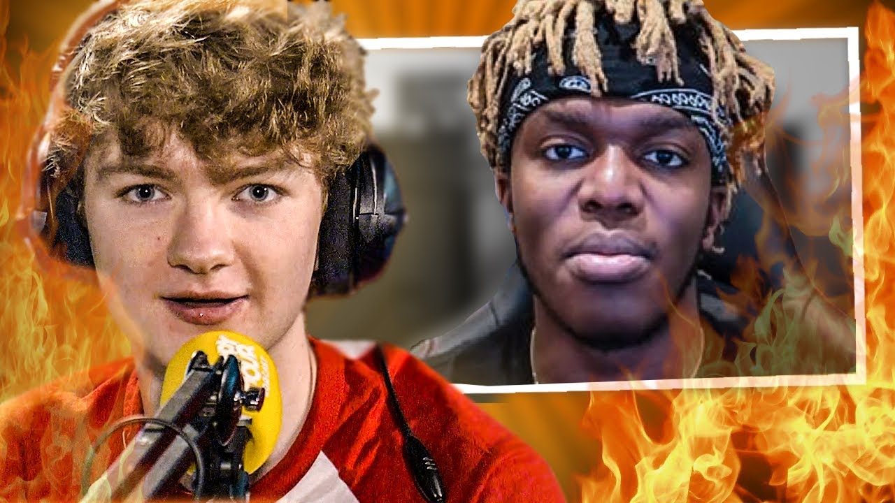 TommyInnit CALLS OUT KSI