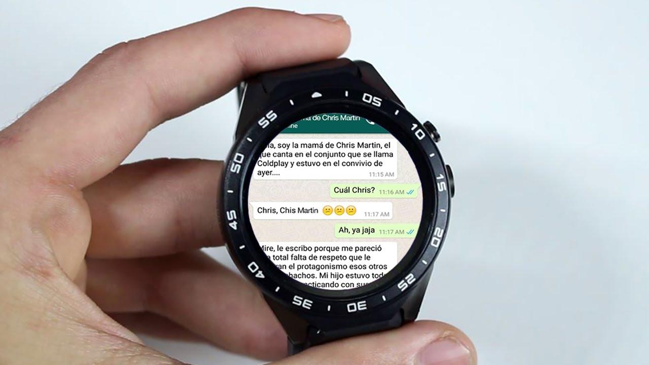comprar popular 490a0 21d96 El MEJOR Smartwatch CALIDAD/PRECIO