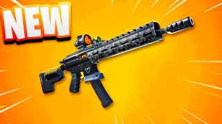 The New TACTICAL ASSAULT RIFLE in Fortnite!
