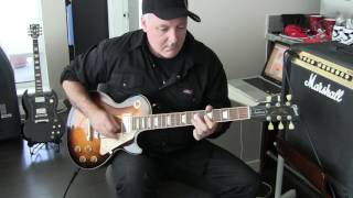 Return of the Chicken by James Graydon on Gibson Les Paul