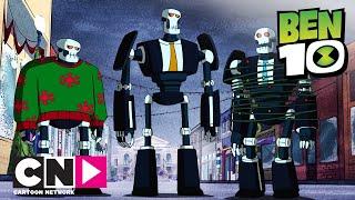 Бен 10   Магия зимы   Cartoon Network