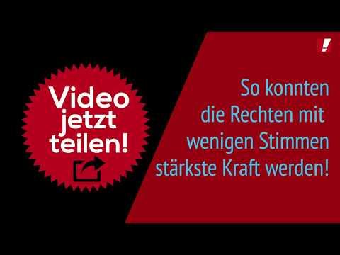 Wählen gegen Rechts: So kannst du verhindern, dass Hass in den Bundestag einzieht