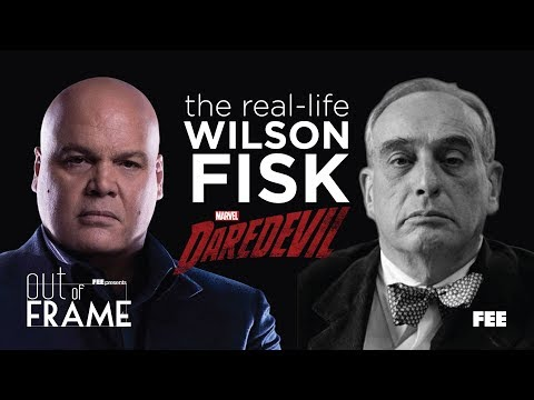 The Real Life Wilson Fisk