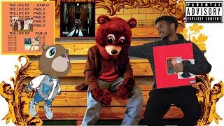 Download Kanye West: BEST ALBUM MP3 song and Music Video