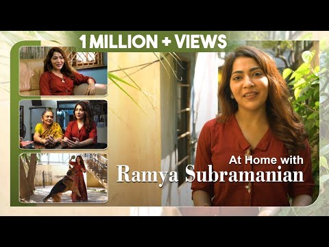 At home with VJ Ramya| I am the lucky charm for my family|JFW Exclusive