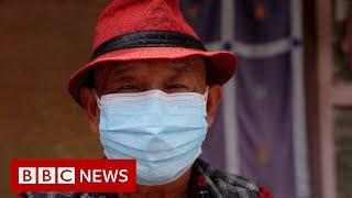 Gurkha British Army veterans fighting for Covid care in Nepal - BBC News