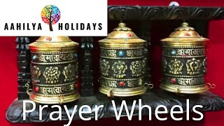Learn about prayer wheels in Bhutan on a Colouricious Holiday