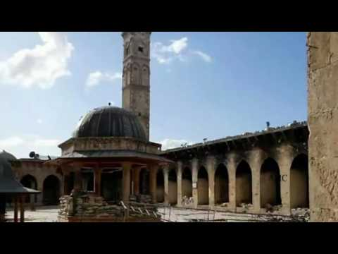 Aleppo before and after with beethoven music