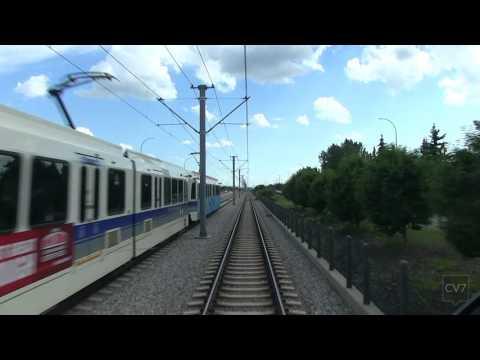 Edmonton LRT: Southgate - Century Park