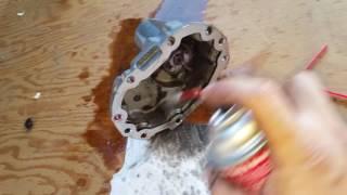 DIY supercharger maintenance