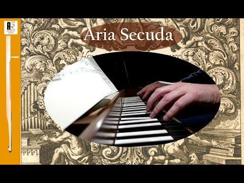 J.Pachelbel: Aria Secunda- Hexachordum Apollinis: Wim Winters, clavichord