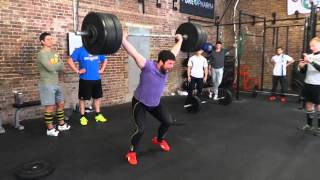 Dmitry Klokov - London, Snatch 190 kg