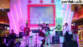 Penta Music Entertainment in Jazz in the mall Agustus 2018