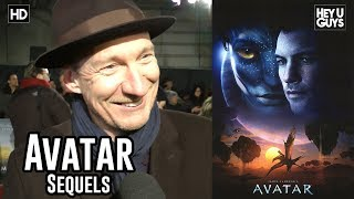 David Thewlis Updates on Avatar 2 & Avatar 3 & working with James Cameron